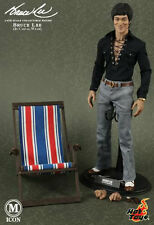 """BRUCE LEE 70's Casual Wear VERSION 1/6 12"""" Hot Toys DISPO"""