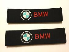 BMW Logo   Seat Belt Covers Shoulder Pads For Any Lexus Set for 2  New