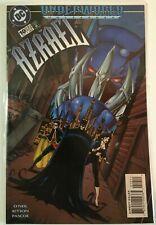 AZRAEL #10 (1995 DC COMICS) NM UNDERWORLD UNLEASHED TIE-IN BATMAN, ROBIN