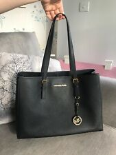 Michael Kors Jet Set Tote Handbag Genuine- Great Condition, Hardly Used