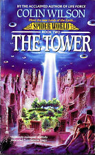 Colin Wilson Spider World, Book Two: The Tower First Printing