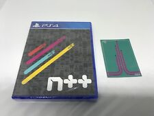 N++ Limited Run #78 1 of 4800 total copies, with bonus card