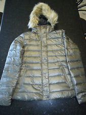 MARMOT HAILEY 700 FILL DOWN INSULATED JACKET WOMEN'S SMALL (S) BROWN MOSS $250