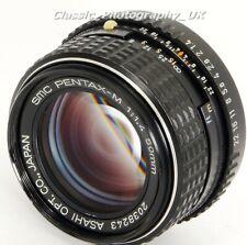 SMC Pentax-M 1:1.4 50mm F1.4 FAST Prime Lens for Pentax-K Film & DIGITAL SLR