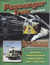 PASSENGER TRAIN JOURNAL: 4th Qtr 2014, Chicago, Skokie, Joliet, Oklahoma, NEW