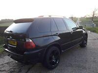 BMW X5 Petrol & LPG 40 MPG, Runs and Drives great, Cheap to Tax and Run.
