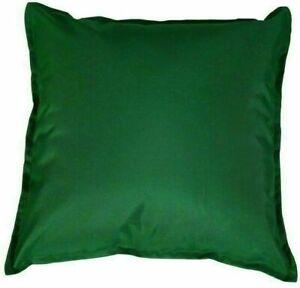 Emerald Green Outdoor FILLED Cushions WATERPROOF Garden Furniture Cushion Pad