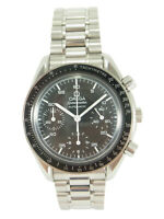 OMEGA Speedmaster Chronograph Reduced Automatic Watch 3510.50 Cal.1143 Serviced