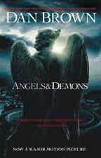 Angels and Demons Dan Brown Movie Tie-In Edition Trade Paperback