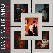 The Erotic Collection II - Jack Vettriano Set of Five Mounted Prints Copy 2017©