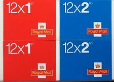 48 BRAND NEW 1ST & 2ND CLASS STAMPS Self Adhesive First Second UK Postage Stamp