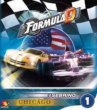 Formula D Circuits #1: Sebring & Chicago, Expansion Set, New!