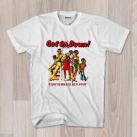 East Harlem Bus Stop Band Gildan T shirt S - 2XL