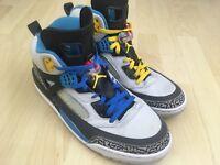 Nike Air Jordan Men's Size 13 Spiz'ike Grey/Maize-Shadow Bordeaux 315371-070