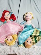 Disney princess dolls
