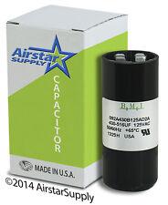 430-516 uF x 110/125 VAC • BMI Motor Start Capacitor # 092A430B125AD2A • USA
