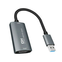 Audio Capture Card Capture Card Converter Video Cable Adapter Collection Card