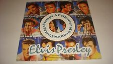 "Elvis Presley ""A Collection of Genuine Postage Stamps"" 1992"