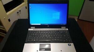 HP EliteBook 8440p Intel Core i7 2.67gHz 500gb hd 8GB DDR3 RAM Windows 10 Pro