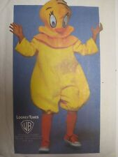 Vintage Butterick 6350 TWEETY BIRD COSTUME Sewing Pattern NEW Children Sm Med Lg