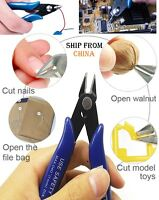 Cable Cutter Stripper Pliers Electrical Wire Snips Cutting pince nails Tool Cut