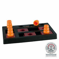 32022 Trixie Chess Strategy Game Dog Treat Activity Toy
