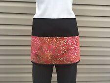 Black Tie-dye server waitress waist apron 3 pocket restaurant Classyaprons