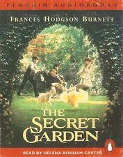 Frances Hodgson Burnett - The Secret Garden (2 Cass A/Book 1993) FREE UK P&P