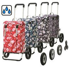 ANDERSEN Royal cabas Basil étanche Alu Pliable Pliant Shopping Trolley