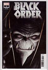 THE BLACK ORDER #1 John Tyler Christopher VARIANT Cover Thanos 1st Print HOT NM+
