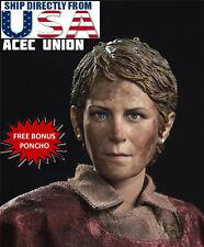 1/6 The Walking Dead Carol Peletier Head Sculpt For Hot Toys Phicen USA IN STOCK
