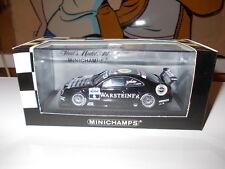 """Minichamps 1/43 - Mercedes-Benz CLK DTM 2000 Team AMG #6 M.Faessler """"Warsteiner"""""""