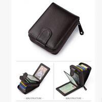 Mini Coin Purse Men Purse Short Wallet Portable Travel Trendy Package Business