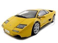 LAMBORGHINI DIABLO 6.0 YELLOW 1/18 DIECAST CAR MODEL BY AUTOART 74526