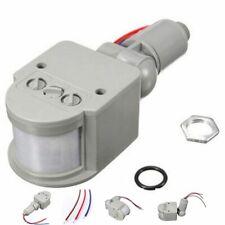 Motion Sensor Wall Light Led 110v-240v Infrared Pir Detector 140 Degree 12meters