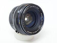 Sigma XQ 24mm F2.8 Nikon Monte filtermatic Lente. Stock no c1291