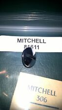 MITCHELL FISHING REEL SIDE PLATE SCREW. PART REF# 81611. APPLICATIONS BELOW.