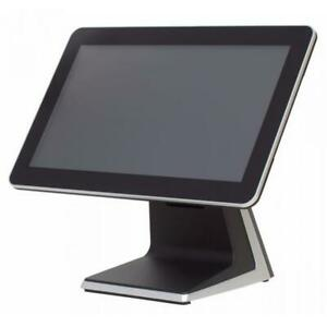 """FEC AerPPC Lite 13.3"""" Android AiO Fanless POS with Customer Display (PP-1453B)"""