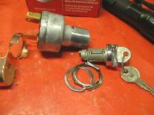 CHEVROLET C/K-10-20-30-GMC 1961-66 IMPALA-61-63-BUICK 1964 Ignition SWITCH & KEY