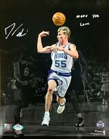 Jason Williams autographed signed inscribed 11x14 photo NBA Sacramento Kings PSA