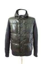 ZARA Jacke Gr. L / 52 Kapuzenjacke Steppjacke Winterjacke Hooded Jacket Puffer