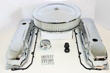 BB Chrysler Chrome Engine Dress Up Kit Valve Covers Air Cleaner Mopar 383 440