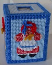Vintage Raggedy Ann Andy Tissue Cover Handmade
