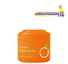 Ziaja Naranja mantequilla De Cuerpo Energizante Omega 3 Omega 6 Vitamina E 01181 200ml
