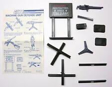 1984 Machine Gun Defense Unit - MINT+ - 100% Complete w/ Paperwork