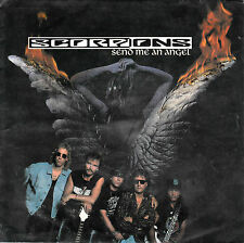 "SCORPIONS - Send Me An Angel ★ 7"" Vinyl Single"