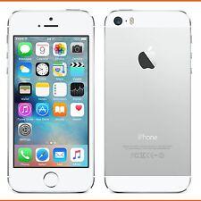 Apple Iphone 5s - 16GB-Plateado (Desbloqueado) Teléfono Inteligente Muy Buen Estado