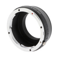 Metal Adapter Ring for Canon EOS EF-S EF Lens to EOS-M EFM Mirrorless Camera