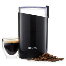 Krups Electric Coffee Beans Grinder Grind Nut Spice Stainless Steel Blade