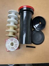 Paterson Super System 4 Film Developing Tank With 6 Adjustable Reels E14 35mm